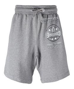 Moschino   Спортивные Шорты С Логотипом