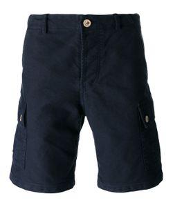 Bleu De Paname | Back Pocket Cargo Shorts