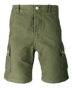 Bleu De Paname | Back Pocket Shorts