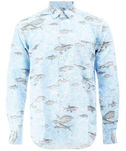 COMME DES GARCONS HOMME PLUS | Рубашка С Принтом Рыб