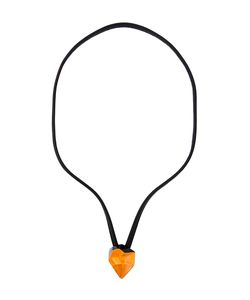 MONIES | Chunky Facet Pendant Necklace