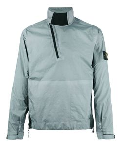 Stone Island | High Neck Lightweight Jacket Polyamide/Polyurethane