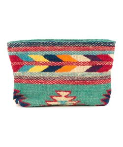 Manos Zapotecas | Aztec Clutch Wool
