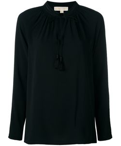 Michael Michael Kors | Gathered Neck Blouse Xl
