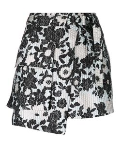 Christian Wijnants | Asymmetric Print Skirt