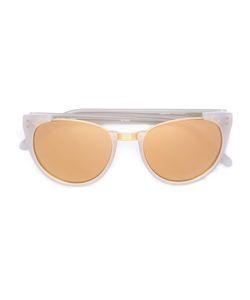 Linda Farrow | Round Shaped Sunglasses Acetate