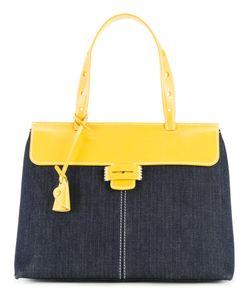 MYRIAM SCHAEFER   Colour Block Tote Bag