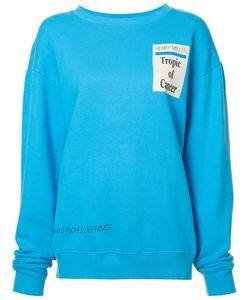ENFANTS RICHES DEPRIMES | Logo Print Sweatshirt Xs Cotton
