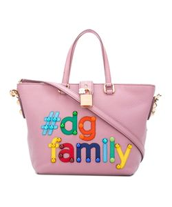 Dolce & Gabbana | Tote Bag Calf Leather