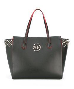 Philipp Plein | Wba0044ple006n 02k Nickel Leather/Leather Leather