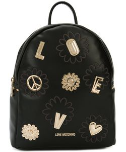 Love Moschino | Patch Backpack