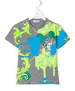 Young Versace | Medusa Print T-Shirt 11 Yrs