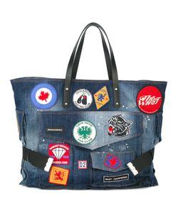 Dsquared2 | Patch Shopper Bag One