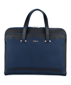 Furla | Vulcano Slim Briefcase Calf Leather
