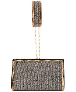 Alberta Ferretti | Studded Clutch Bag