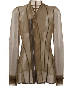 Rick Owens Lilies | Mesh Long Sleeved Jacket