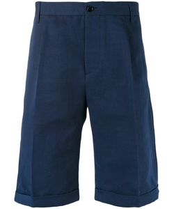 MP MASSIMO PIOMBO | Classic Chino Shorts Size 50