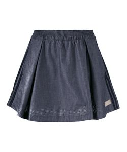 adidas Originals   Pleated Short Skirt