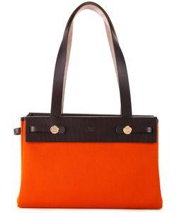 Hermès Vintage | Cabas Pm Toile Officier Bag