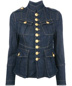 Dsquared2 | Livery Tenant Military Jacket 42 Cotton/Spandex/Elastane