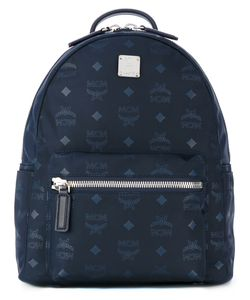 MCM | Small Dieter Monogrammed Backpack