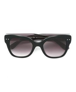 Bottega Veneta Eyewear | Солнцезащитные Очки С Квадратной Оправой