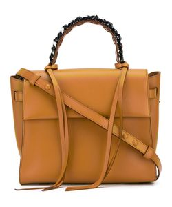 Elena Ghisellini | Top Handle Satchel Bag