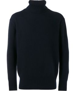 Sophnet. | Star Elbow Patch Sweater Large Wool/Cashmere