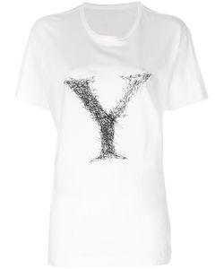 Yohji Yamamoto | Y Logo T-Shirt Women
