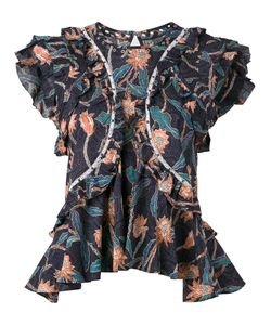 Isabel Marant | Unice Ruffled Blouse Size 42