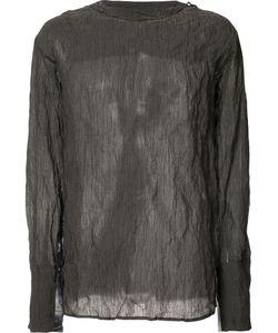Yang Li | Semi-Sheer Longsleeved T-Shirt