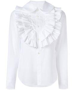 Comme Des Garcons | Comme Des Garçons Ruffled Shirt Size Small