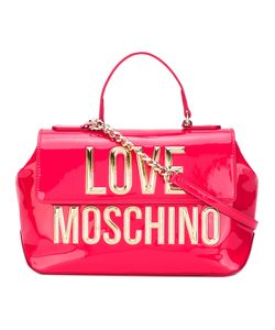 Love Moschino | Logo Fold-Over Tote