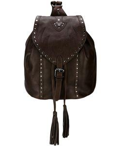 Just Cavalli | Fringe Detail Backpack