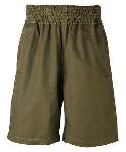 Comme Des Garcons   Comme Des Garçons Shirt Elasticated Waistband Shorts
