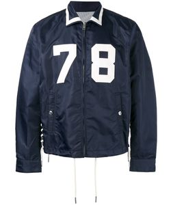 Diesel | 78 Drawstring Detail Jacket Small Polyimide