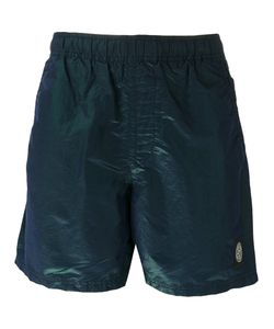 Stone Island | Iridescent Swim Shorts Size Medium