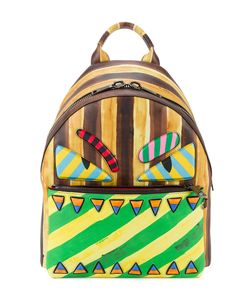 Fendi | Marker-Style Printed Backpack One