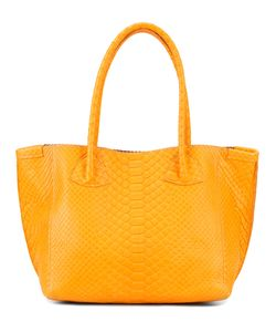 B MAY | Textu Tote Bag Python Skin