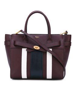 Mulberry | Stripe Panel Shoulder Bag