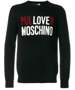 Love Moschino | Джемпер С Логотипом
