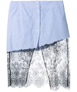 Filles A Papa | Lace Detail Skirt