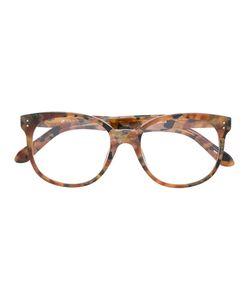 Linda Farrow | Turtle Print Glasses Acetate