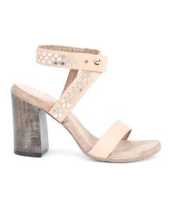 CALLEEN CORDERO | Hexa 2 Sandals 6 Leather