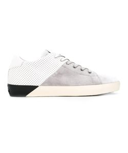 Leather Crown | Colour Block Sneakers Size 42