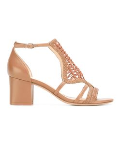 Alexandre Birman | Andrielle Sandals 37 Leather