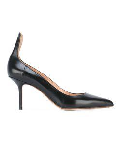 FRANCESCO RUSSO | Stiletto Pumps 36.5 Leather