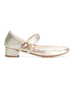 Repetto | Double Buckles Pumps 37