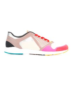 Adidas By Stella  Mccartney | Adidas By Stella Mccartney Contrast Lace Up Trainers 6
