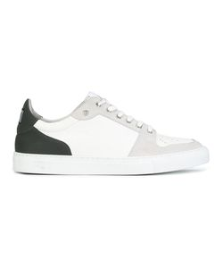 Ami Alexandre Mattiussi | Panelled Sneakers 40 Leather/Suede/Rubber